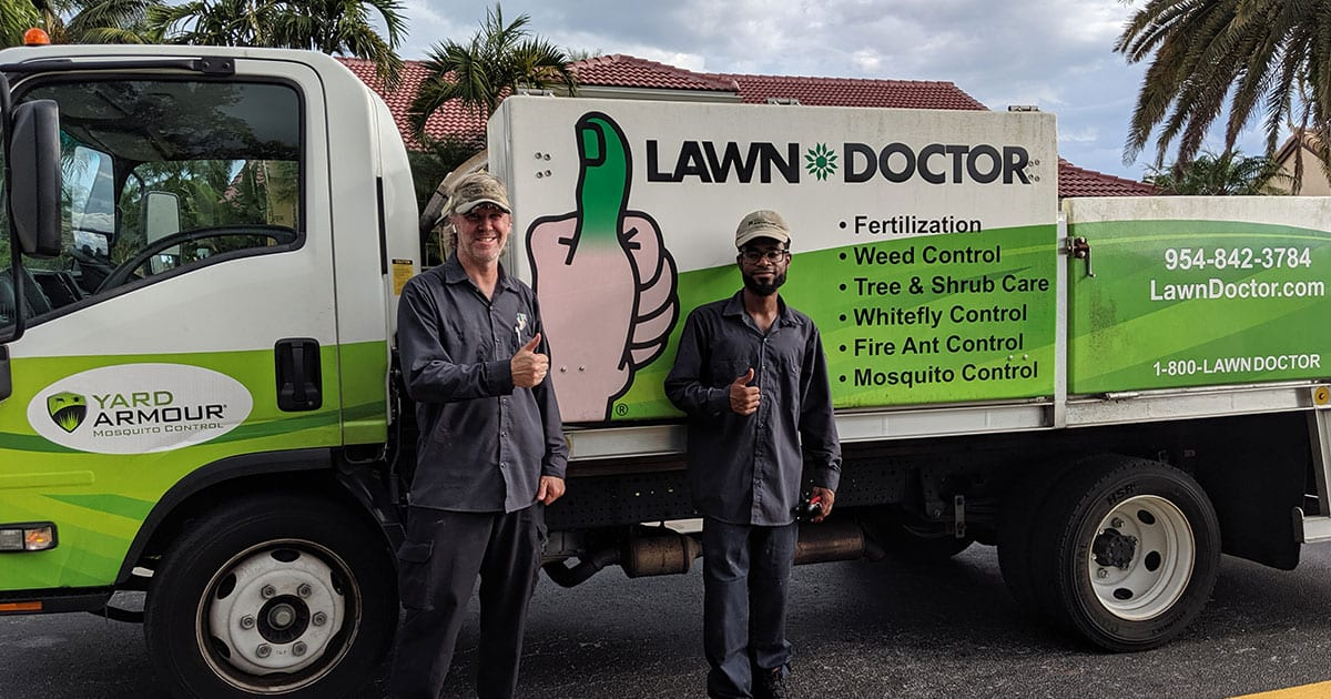 Local Business: Lawn Doctor of West Broward