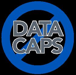 No Data Caps!